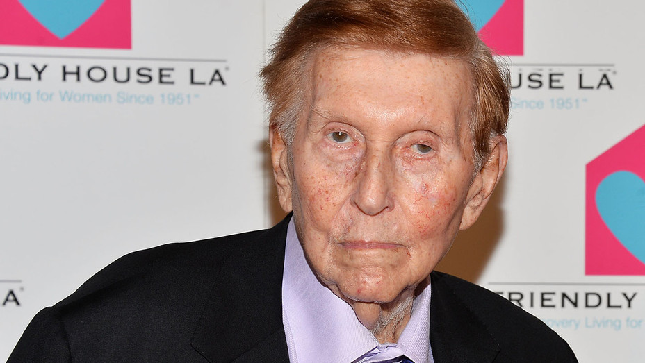 Sumner Redstone -Friendly House Los Angeles Annual Awards Luncheon-Getty-H 2016