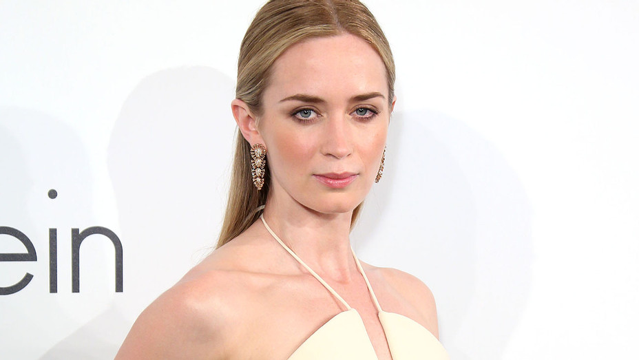 Emily Blunt - Calvin Klein party during the 68th annual Cannes Film Festival-Getty-H 2016
