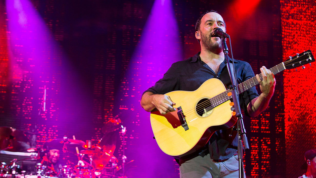 Dave Matthews of Dave Matthews Band performs -Getty-H 2016