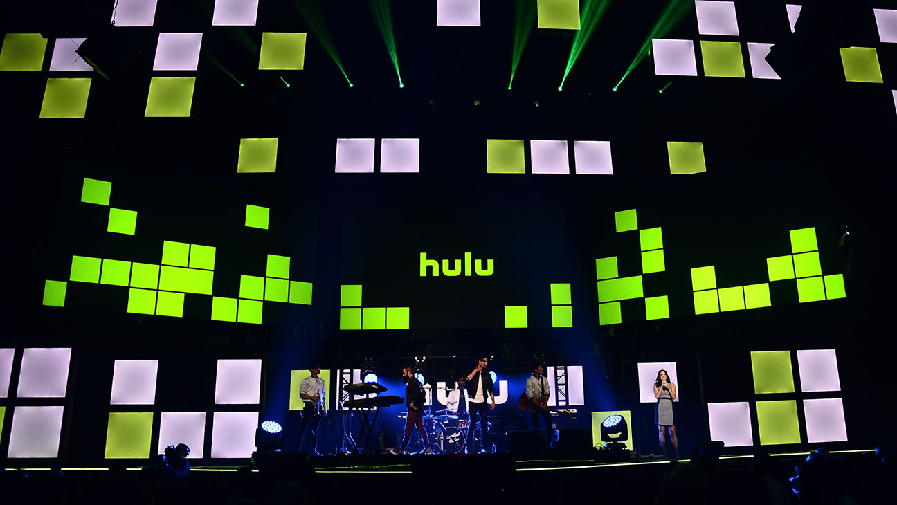 Hulu's Upfront Presentation on April 30, 2014 in New York City-Getty- H 2016