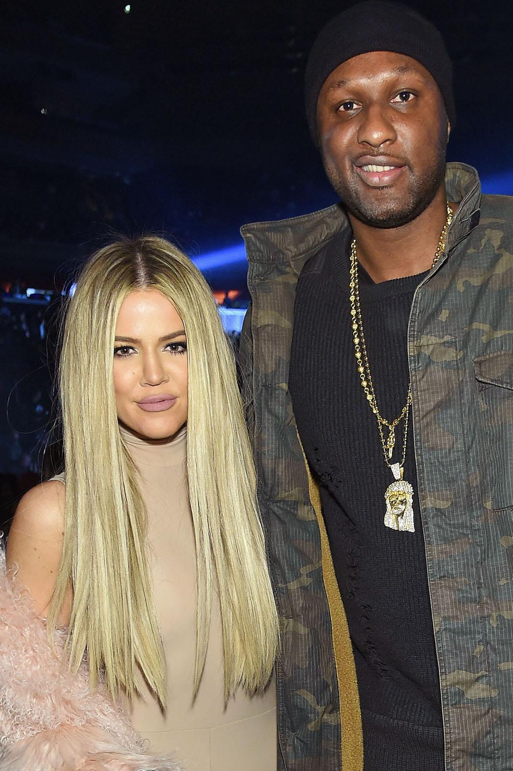 Khloe Kardashian and Lamar Odom-Getty-P 2016