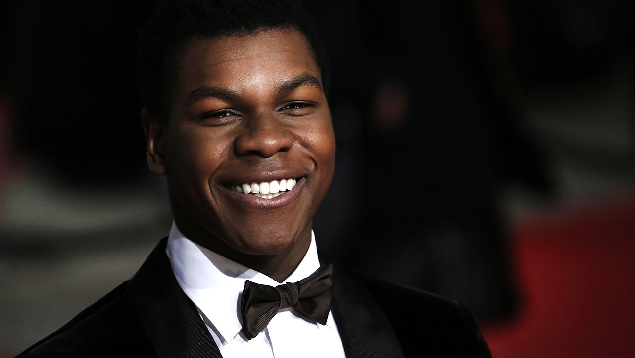 John Boyega -EE British Academy Film Awards-Getty-H 2016