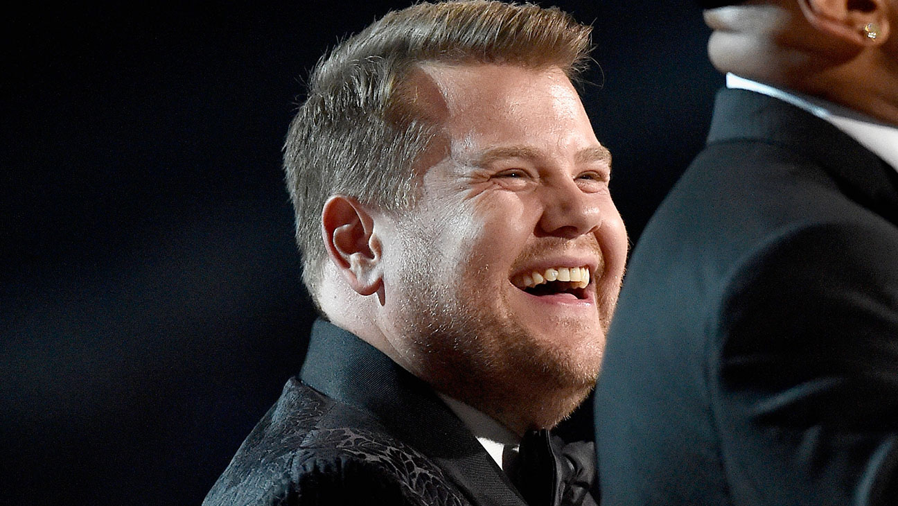 James Corden -The 58th GRAMMY Awards -Getty-H 2016