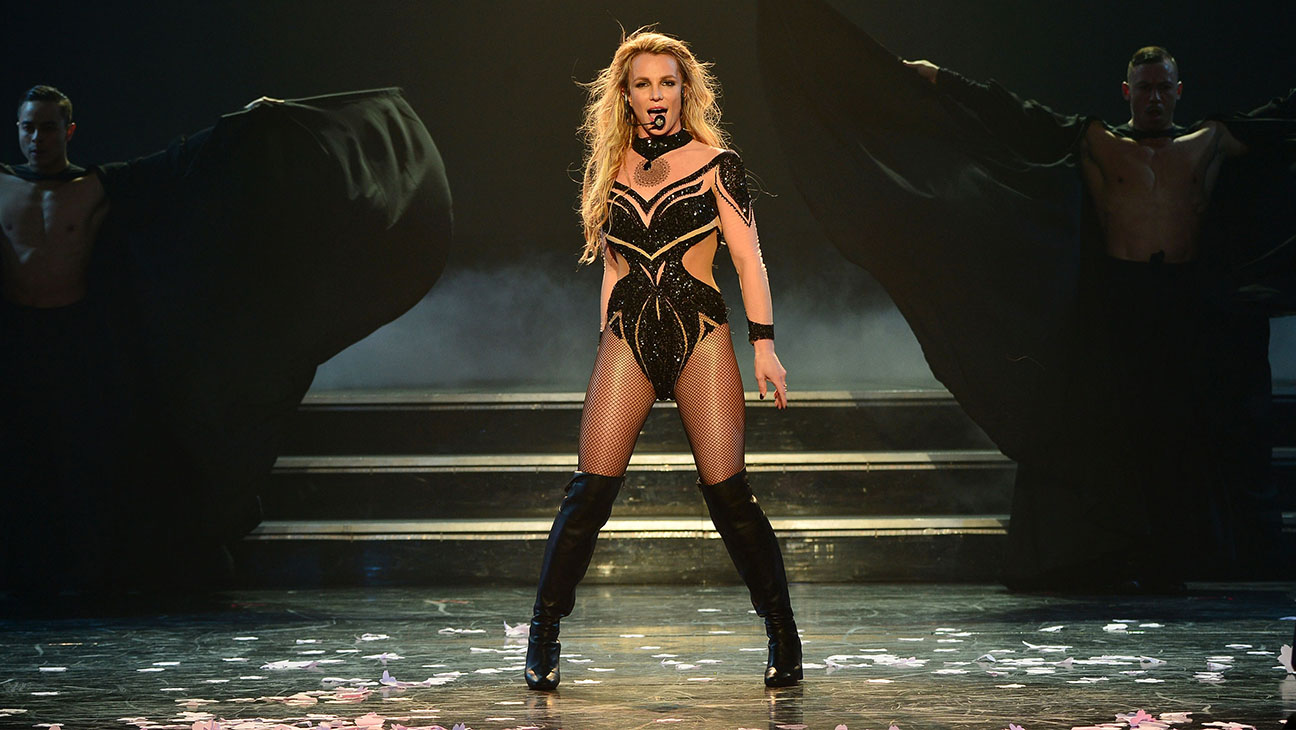 Britney spears GETTY - H 2016