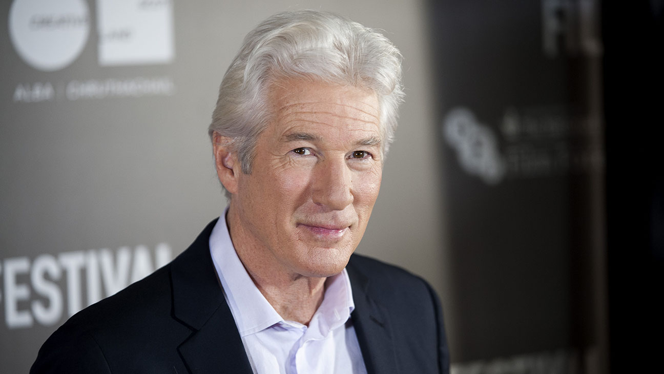 Richard Gere attends the UK premiere of Time Out Of Mind -Getty-H 2016