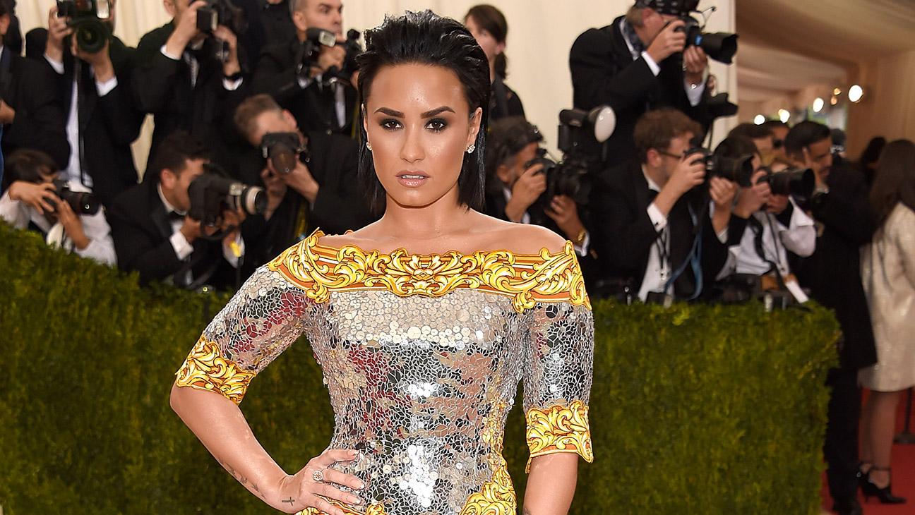 Demi Lovato Met - H 2016