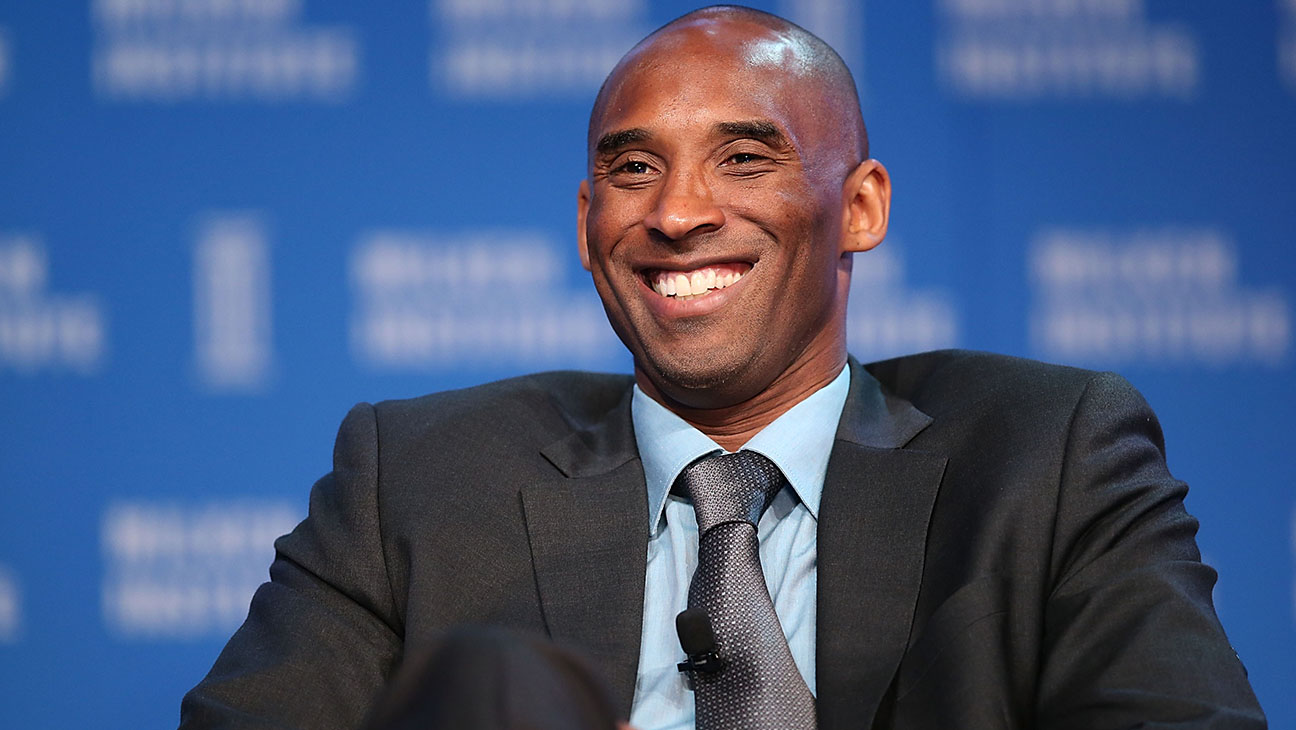 Kobe Bryant -2016 Milken Institute Global Conference-Getty-H 2016
