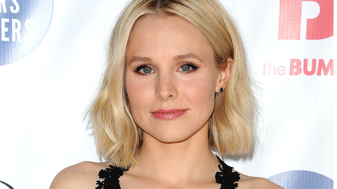 kristen bell- talking about her anxiety/depression-Getty-H 2016