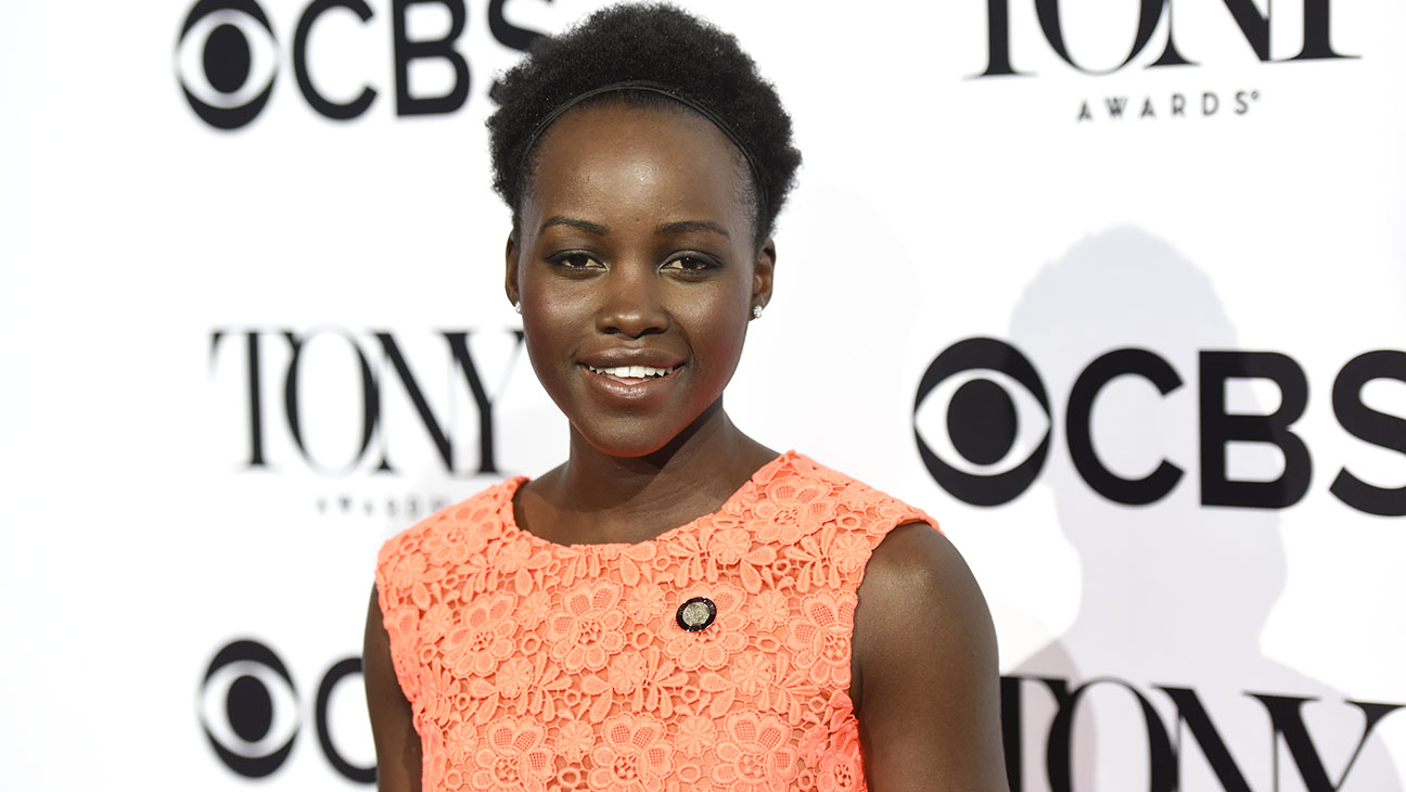 Lupita Nyong'o- 2016 Tony Awards Meet The Nominees Press -Getty-H 2016