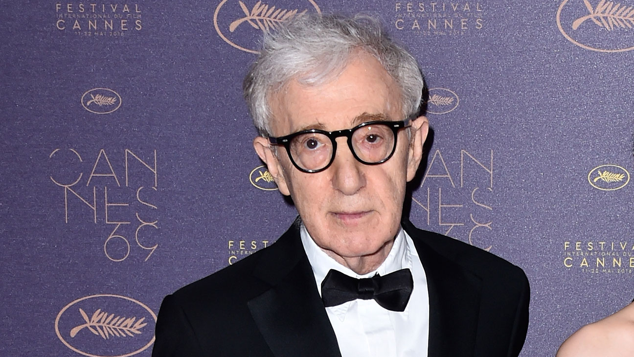 Woody Allen -The 69th Annual Cannes Film Festival -Getty-H 2016