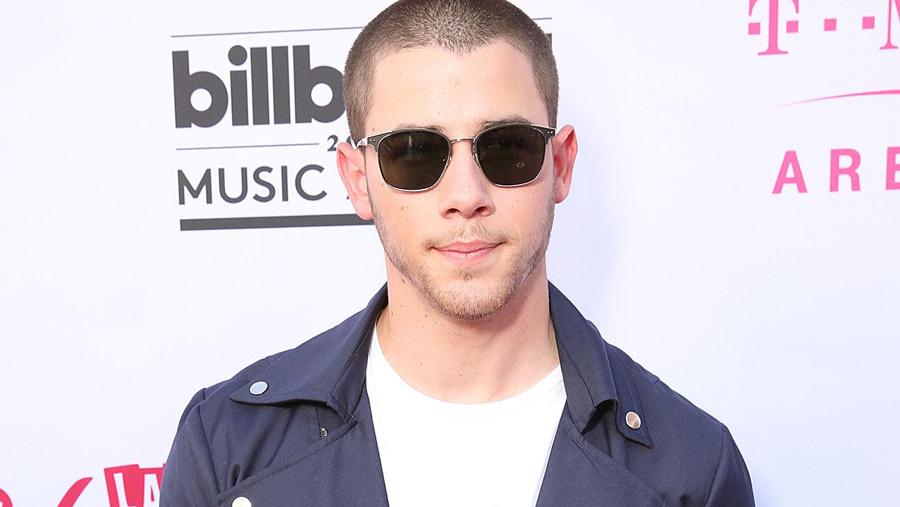 Nick Jonas attends the 2016 Billboard Music Awards-H 2016