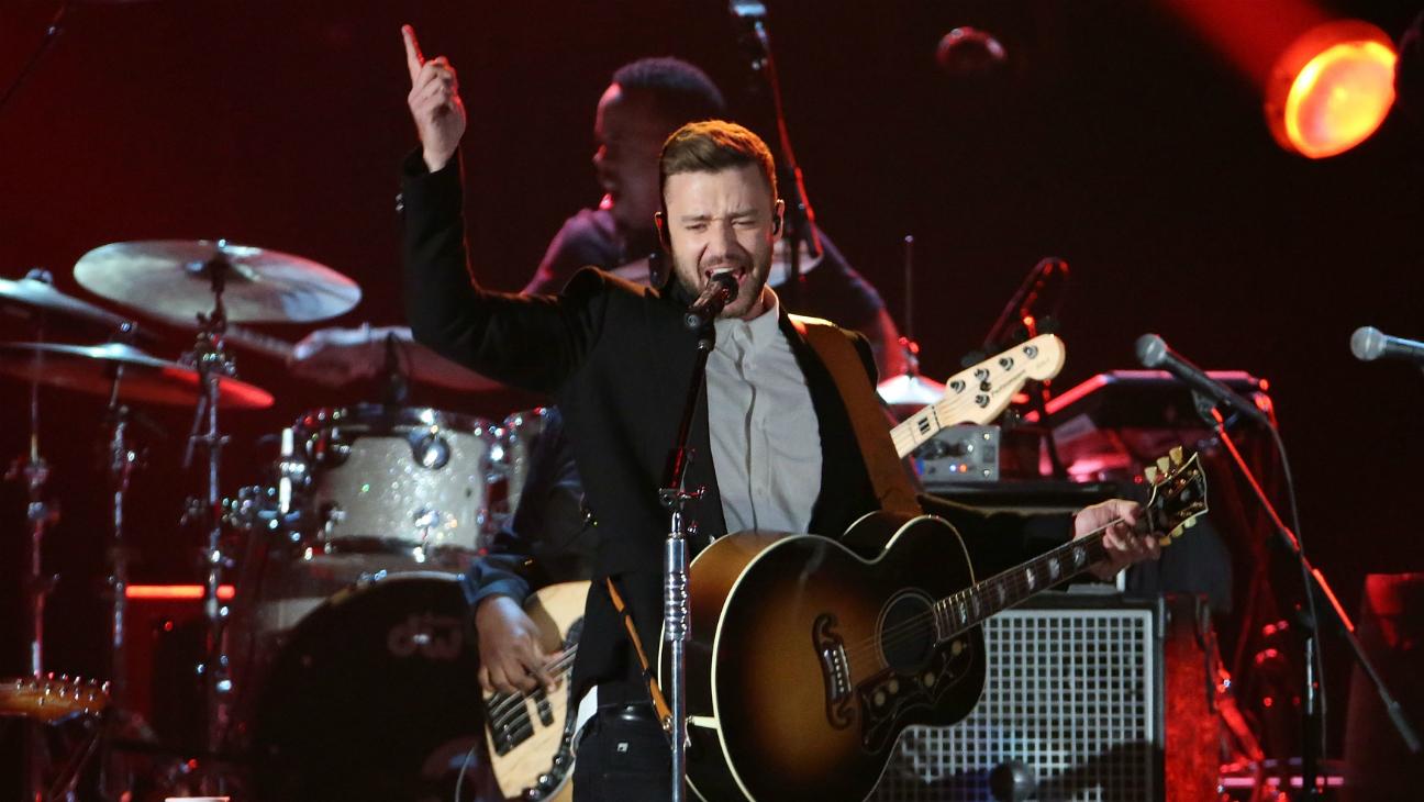 Justin Timberlake - Getty - H 2016