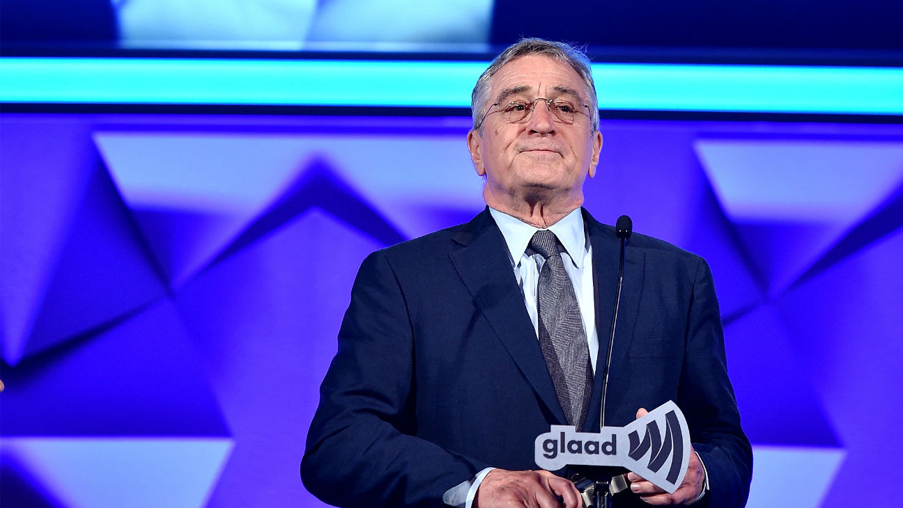 Robert De Niro GLAAD Speech H - 2016