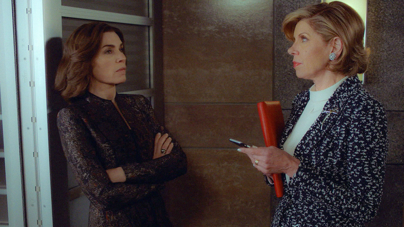 The Good Wife series finale Alicia Diane - H Publicity 2016