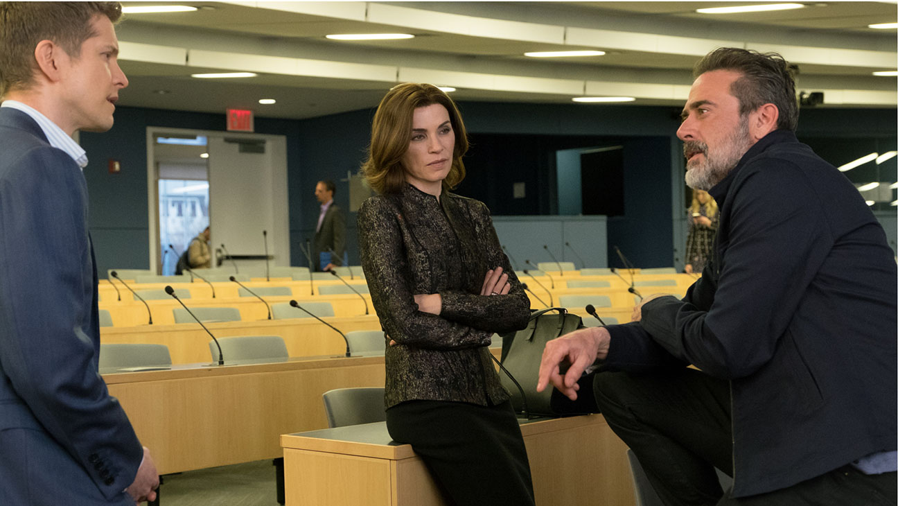 The Good Wife series finale Alicia Cary Jason - H Publicity 2016