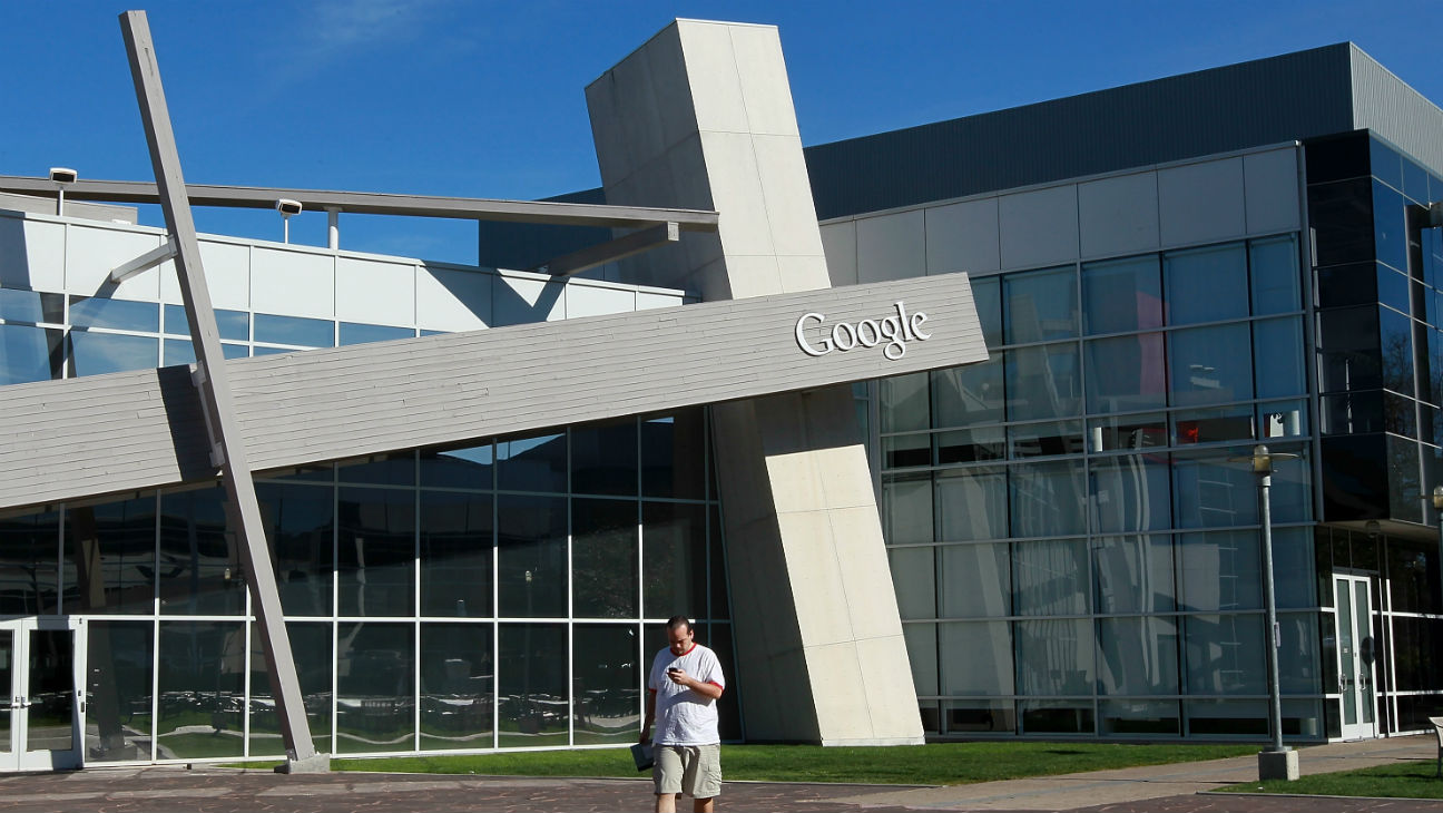 Google campus - Getty H 2016