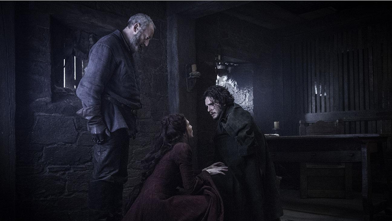 Game of Thrones Jon Snow - H Publicity 2016