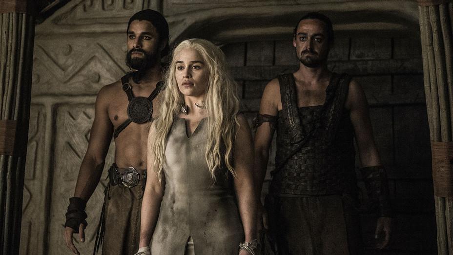 Game of Thrones Ep 3 -Emilia Clarke - H 2016