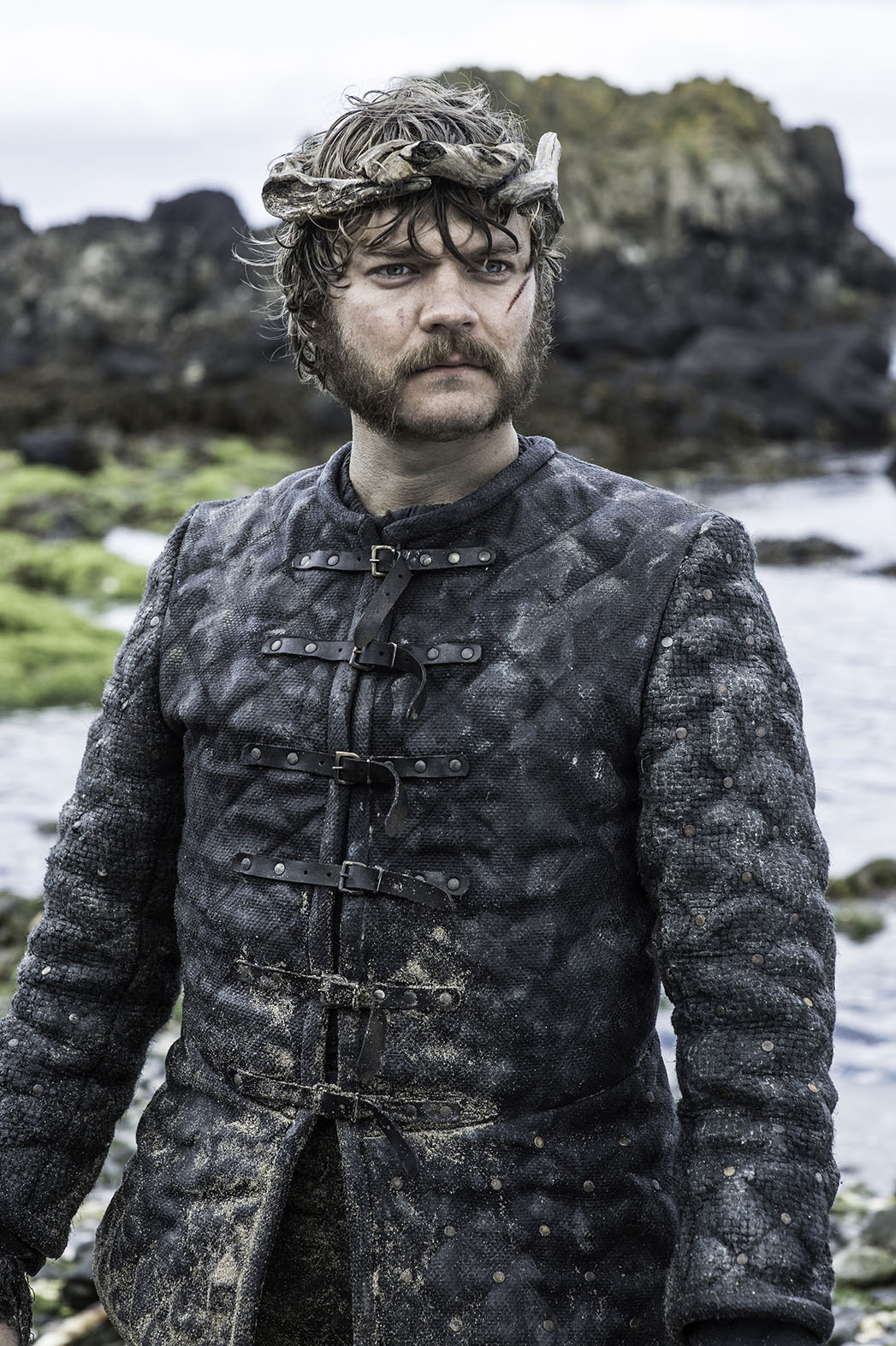 Game of Thrones Ep 5 -Pilou Asb?k as Euron Greyjoy-P 2016