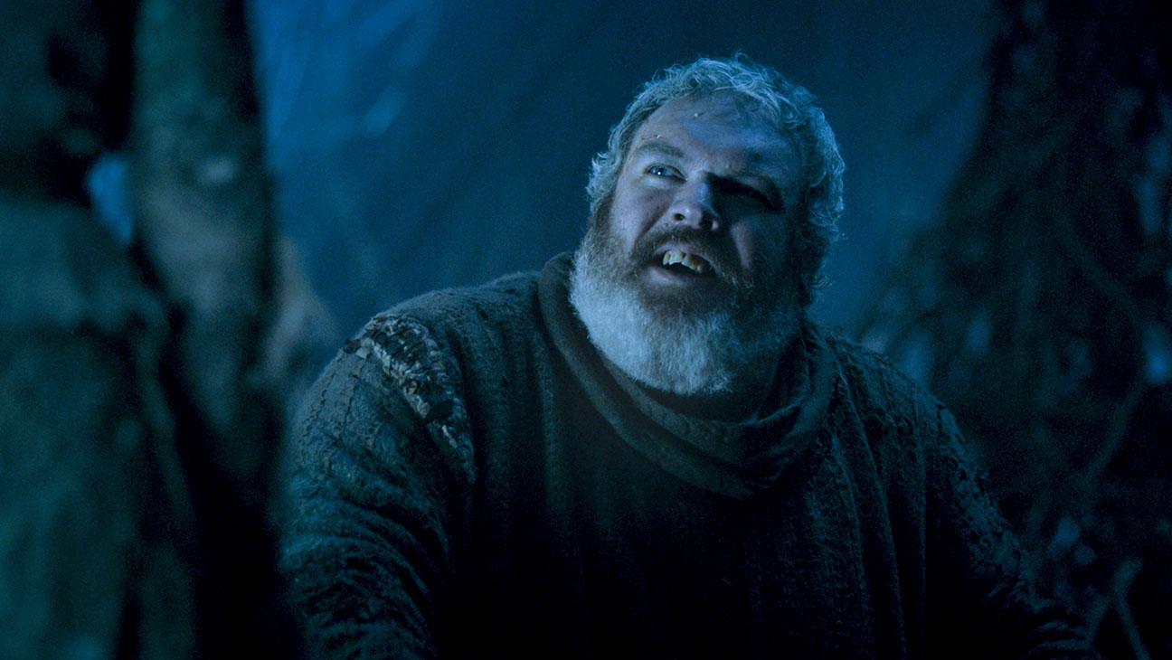Game of Thrones Ep 5 - Kristian Nairn as Hodor-H 2016