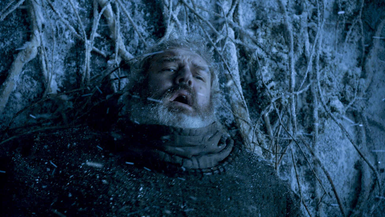 Game of Thrones Ep 5 - Kristian Nairn as Hodor-H 2016