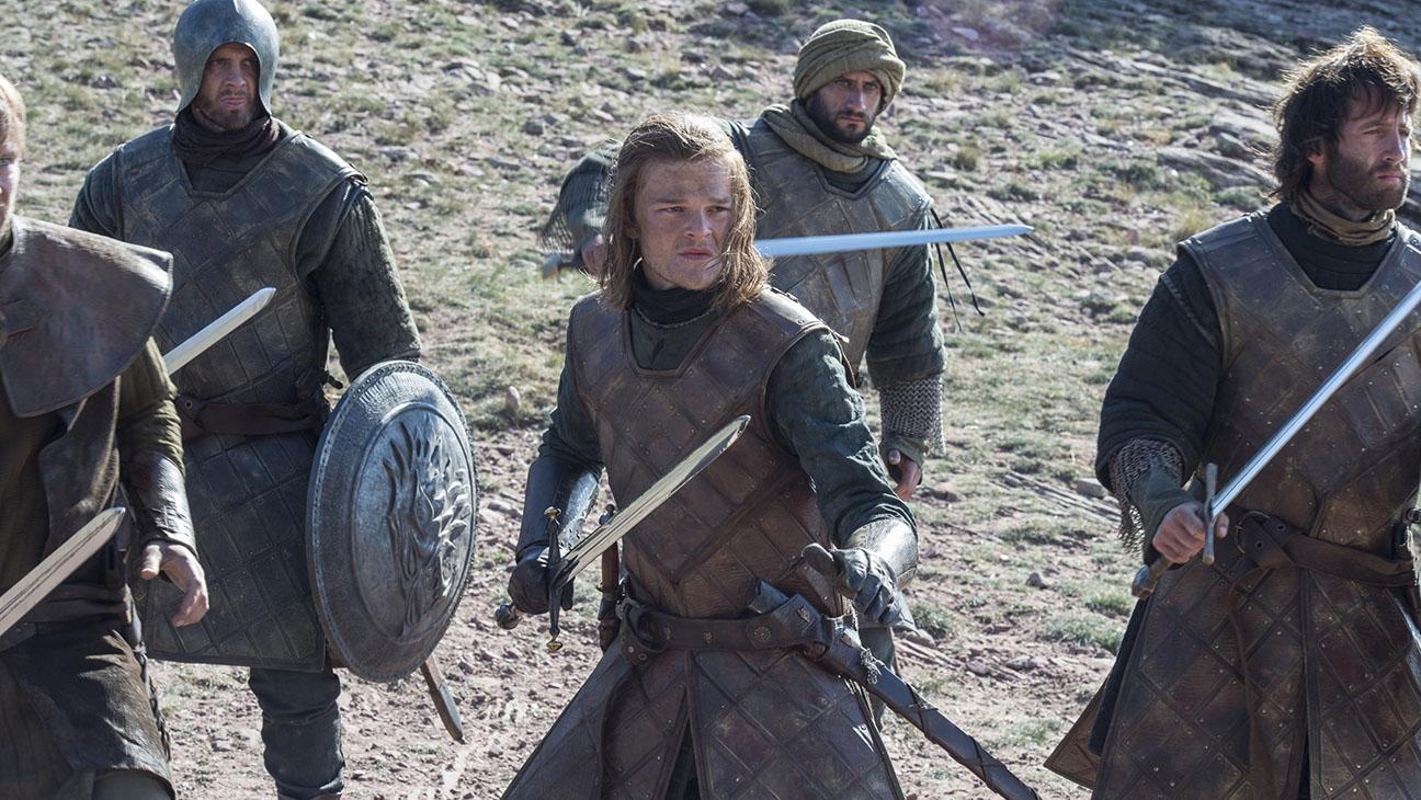 Game of Thrones Ep 3 - Robert Aramayo  - H 2016