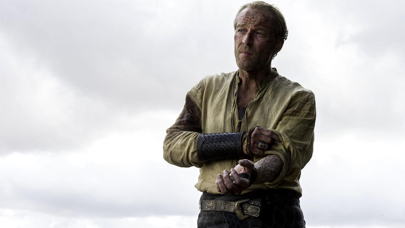 Game of Thrones Ep 5 - Iain Glen as Jorah Mormont-H 2016