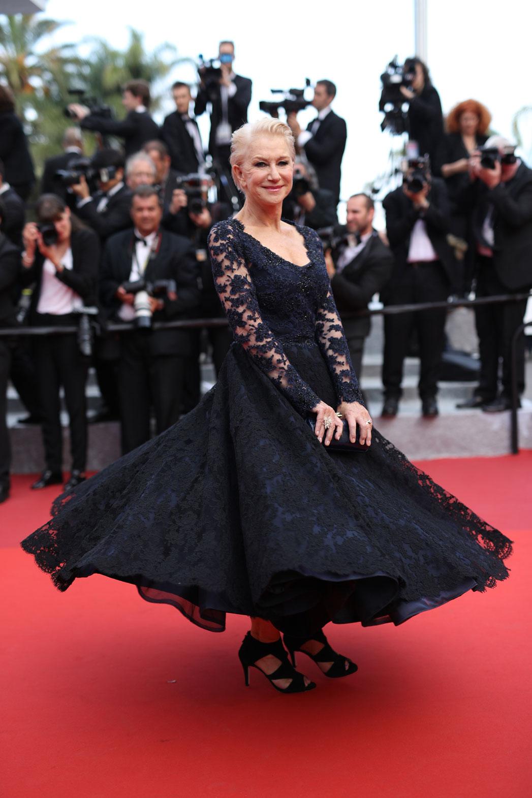 Helen Mirren Cannes - GETTY - P 2016