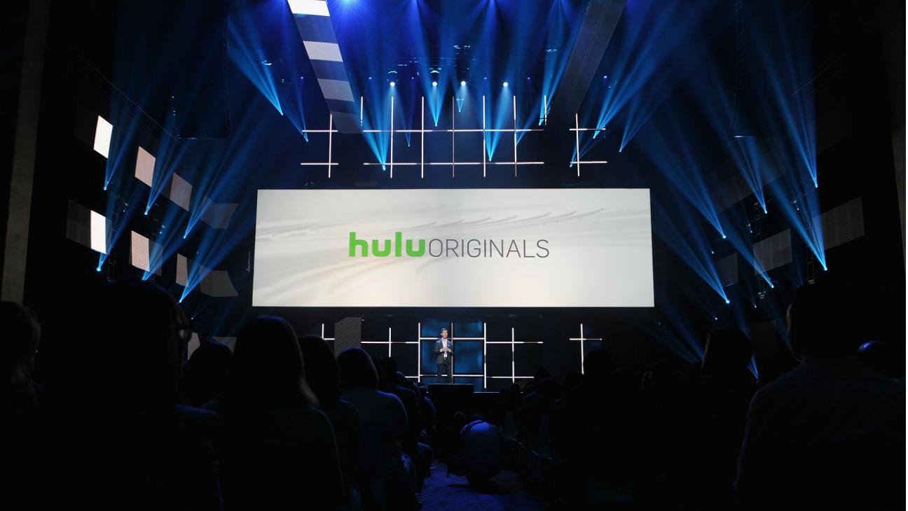 Hulu 2015 Newfronts - Getty - H 2016