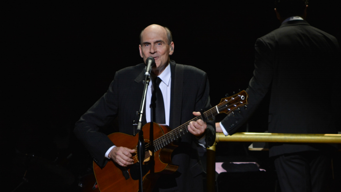 James Taylor Carnegie Hall - Getty - H 2016