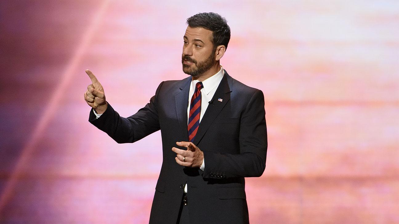 Jimmy Kimmel Onstage ABC Upfronts - Publicity - H 2016