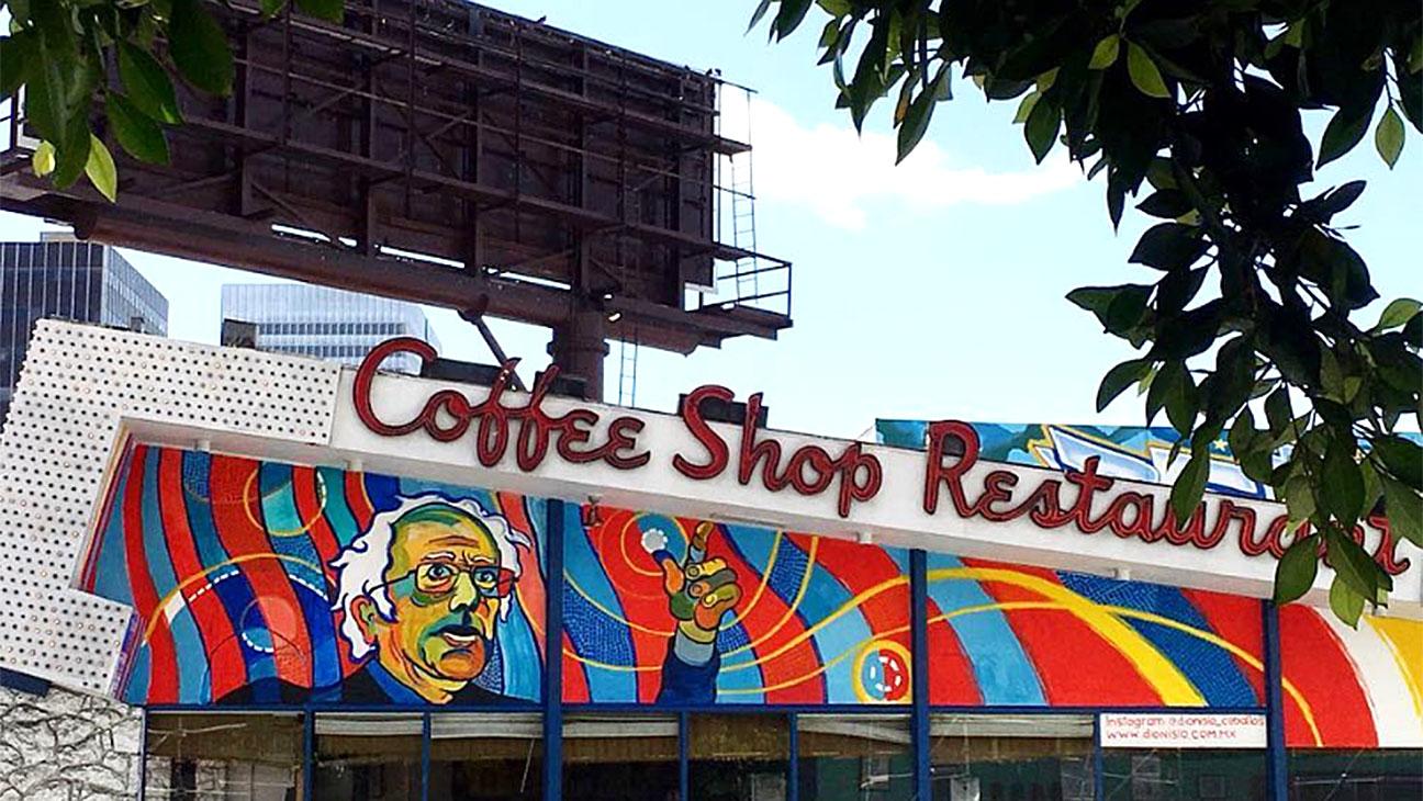 Johnie's Coffee Shop Screen Shot-H 2016