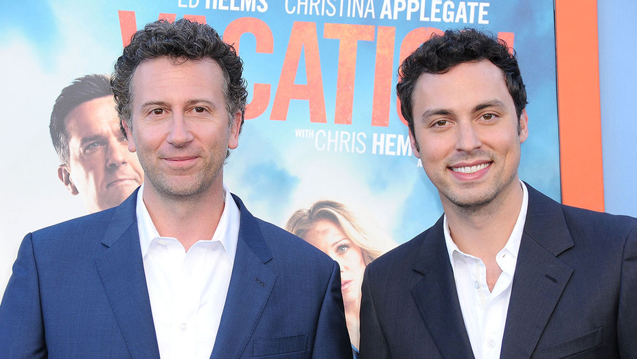 Jonathan Goldstein and John Francis Daley - Getty - H 2016