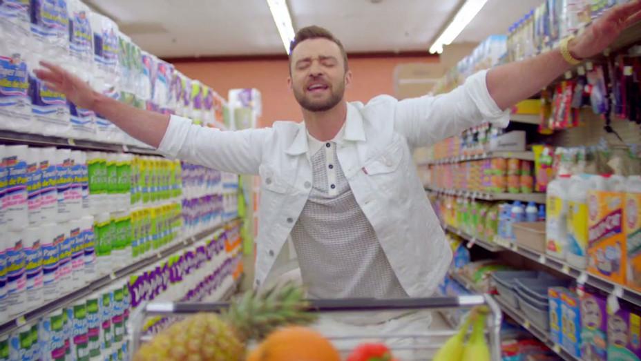 Justin Timberlake Feeling grab - H