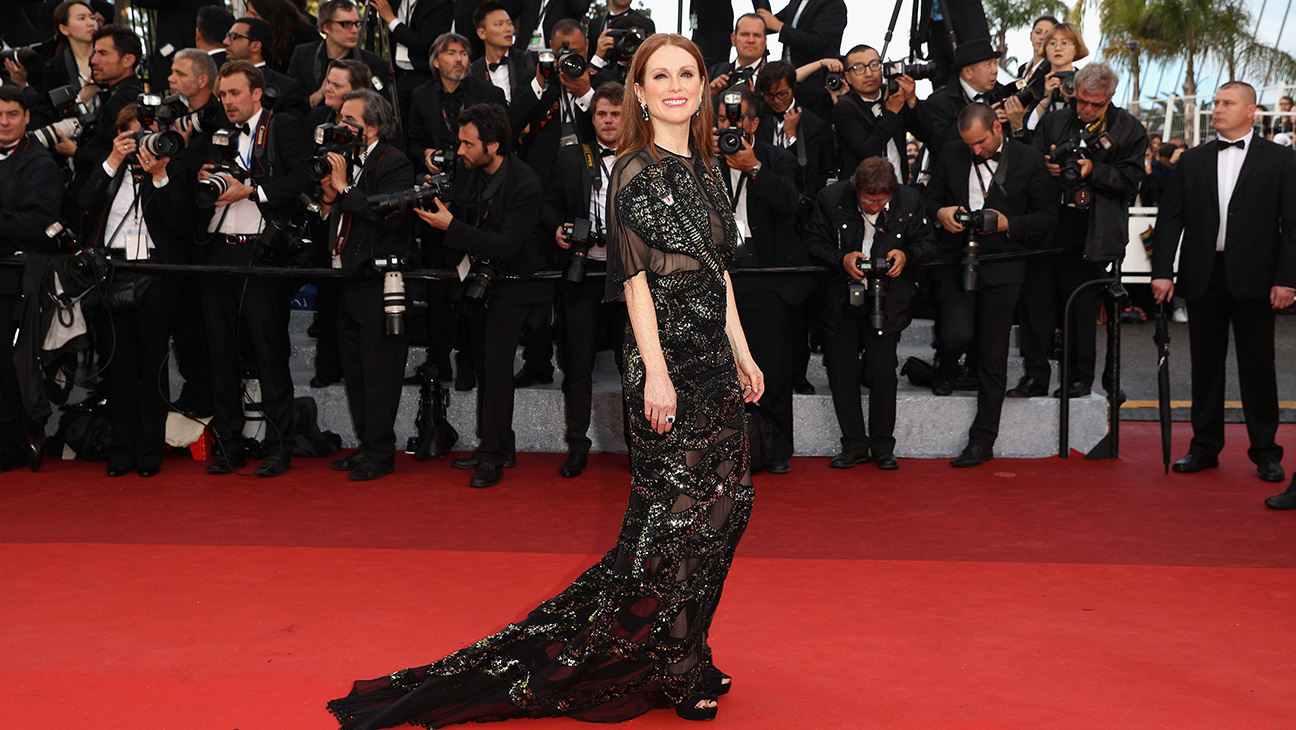 Julianne Moore Cannes - H 2016