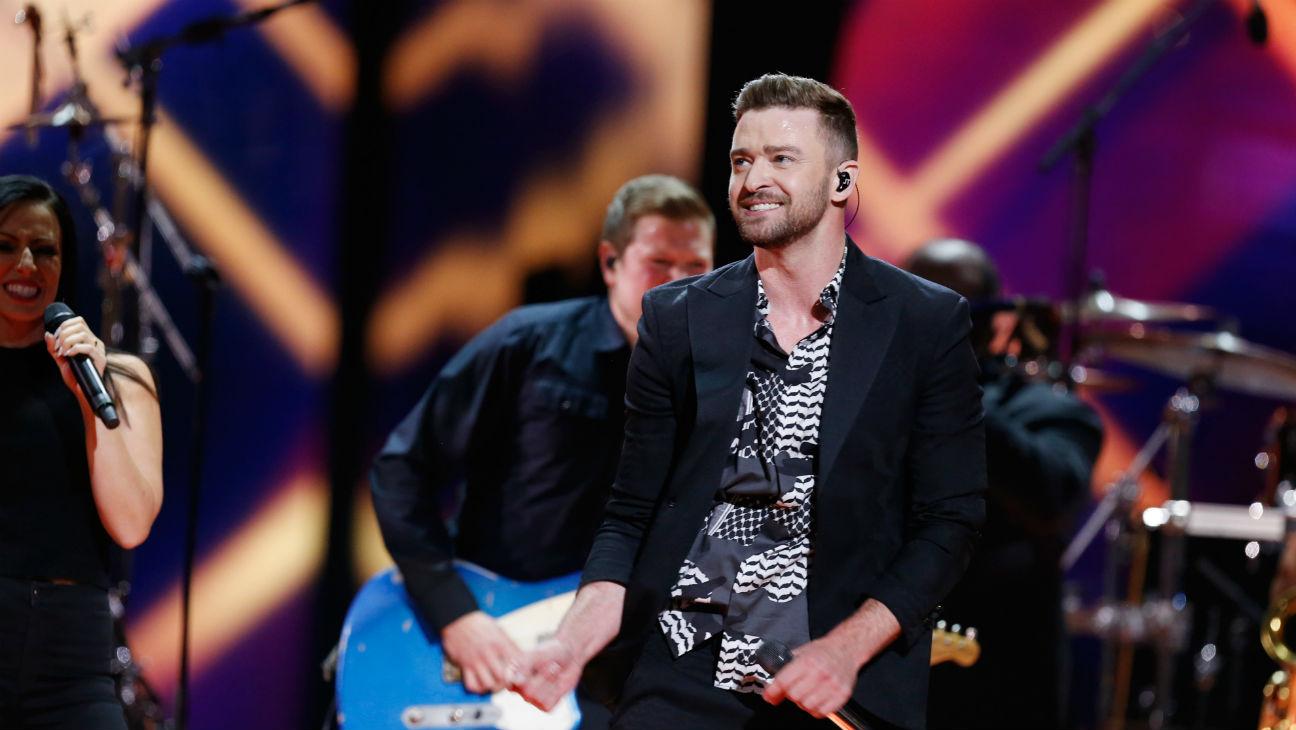 Justin Timberlake Eurovision H - 2016