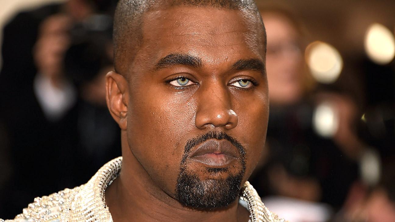 Kanye West Met Gala Eyes - Getty - H 2016