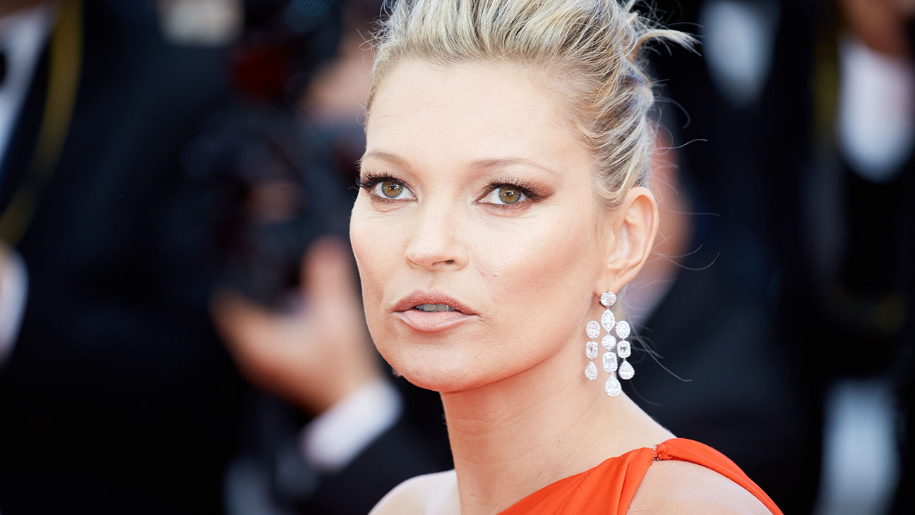 Kate Moss Cannes - Getty - H 2016