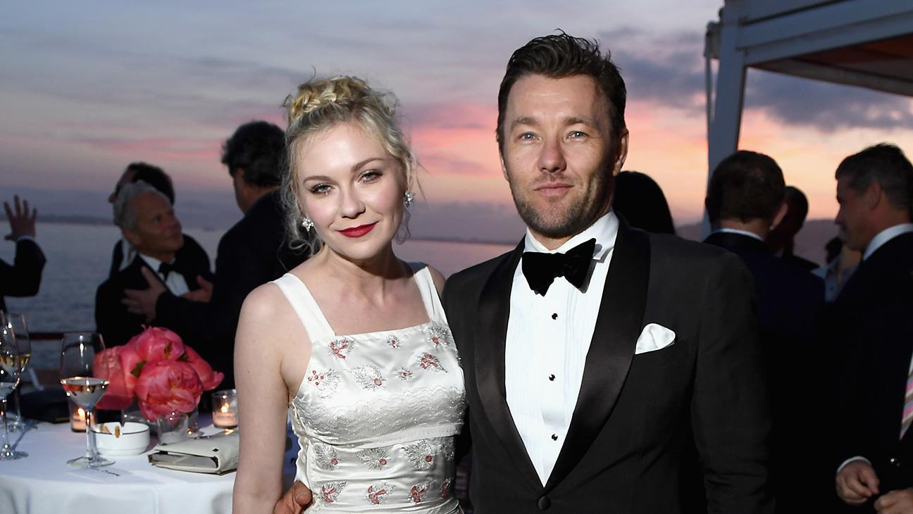 Kirsten Dunst Joel Edgerton Vanity Fair Cannes Party - H 2016