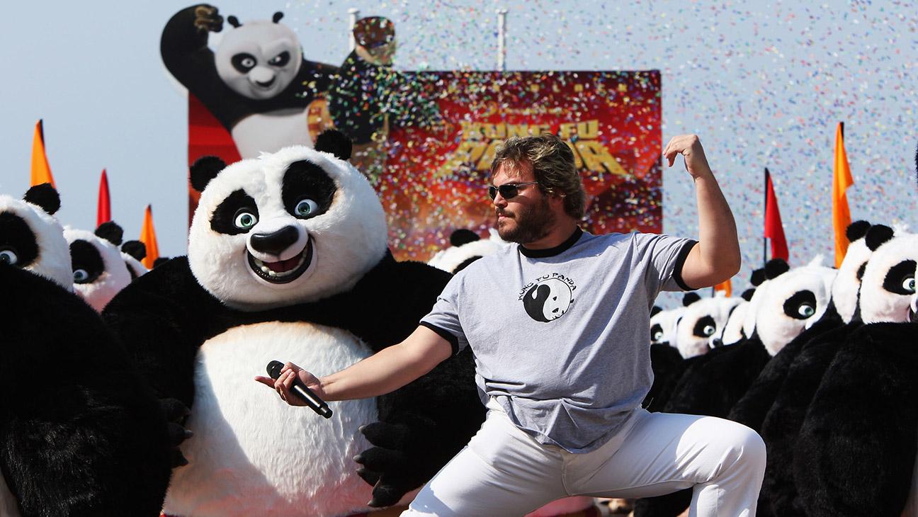 Kung Fu Panda Cannes - Getty - H 2016