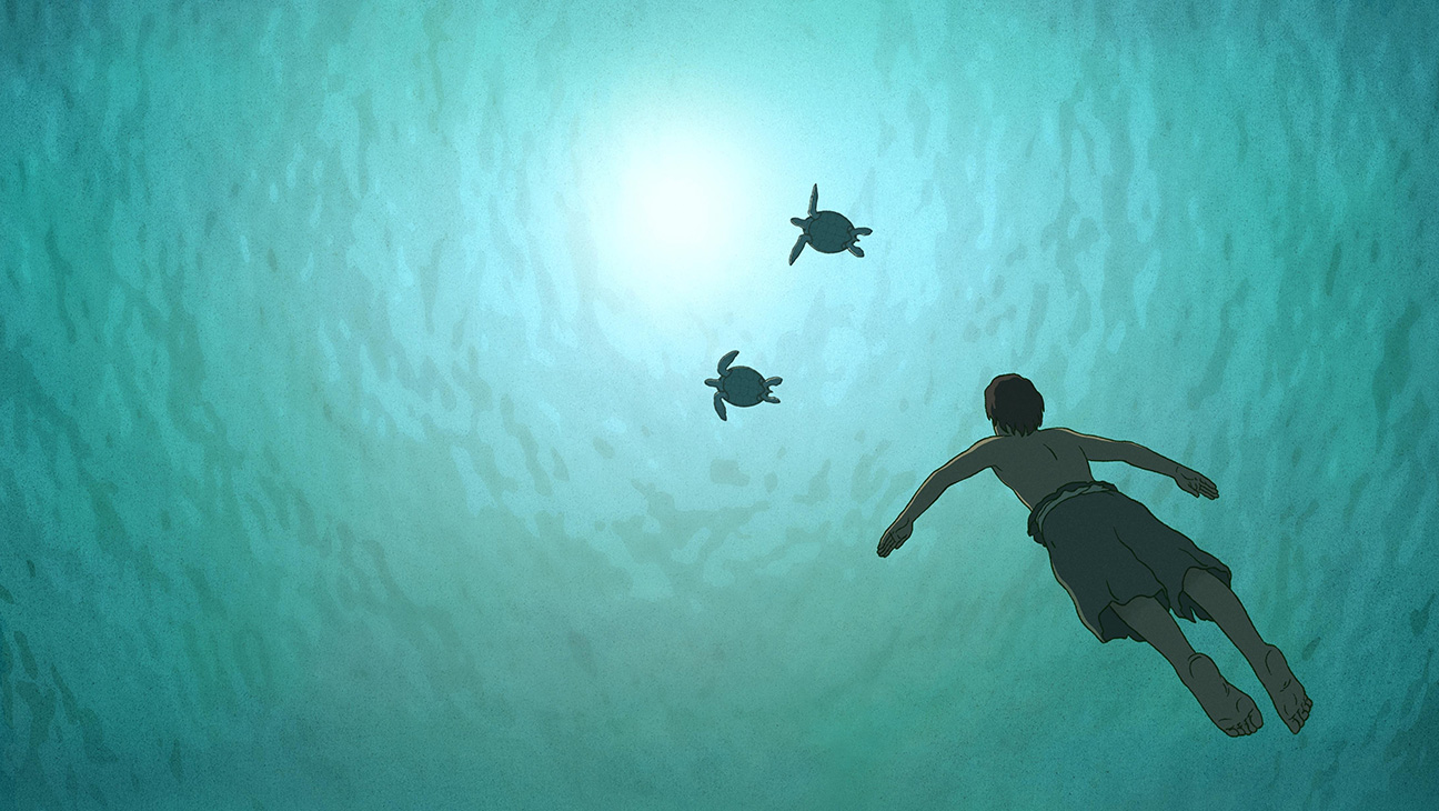 The Red Turtle 7 - H 2016
