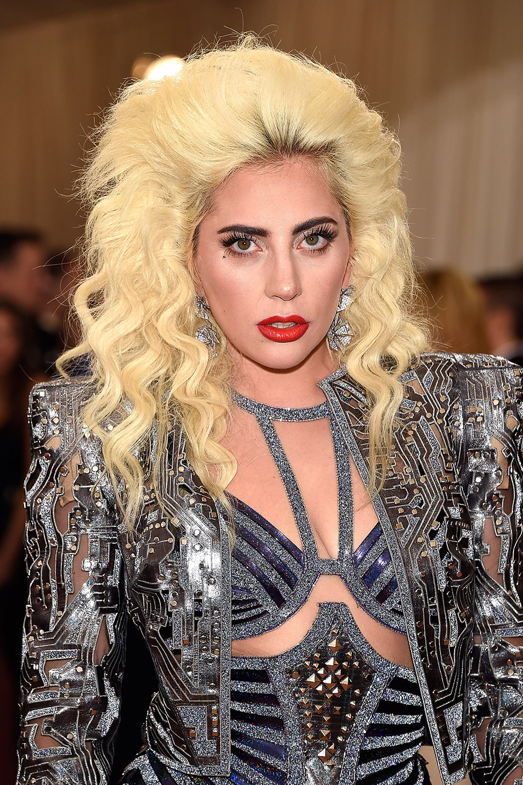 Lady Gaga  Met Gala - Getty - P 2016