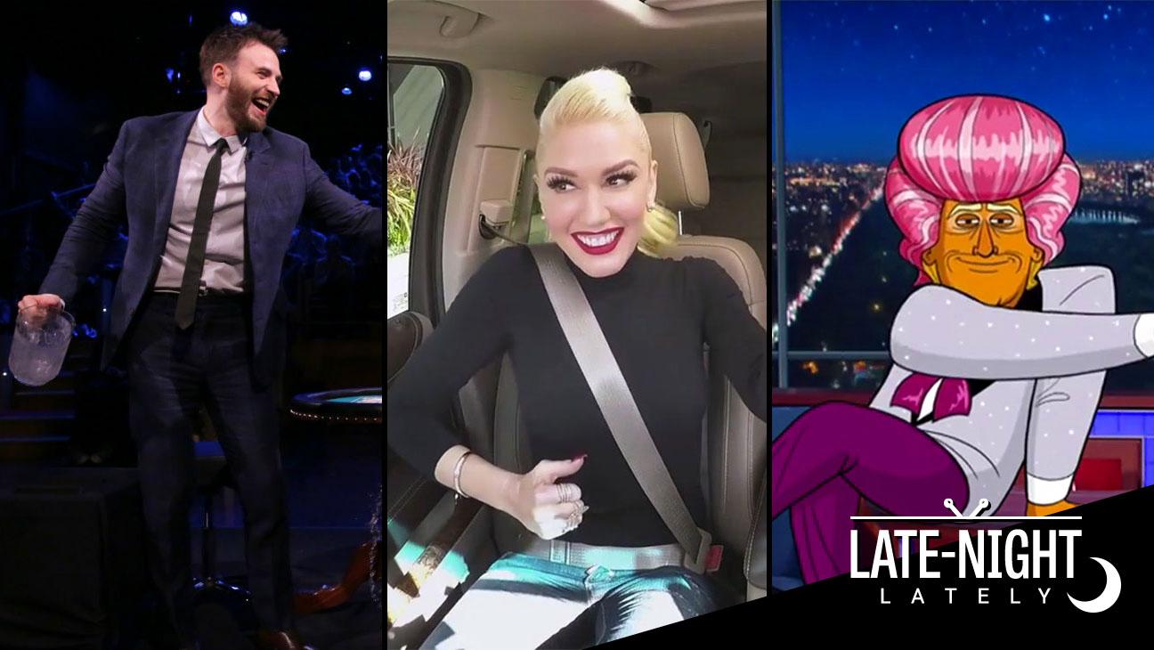 Late Night Lately Split 5/6 - Publicity - H 2016