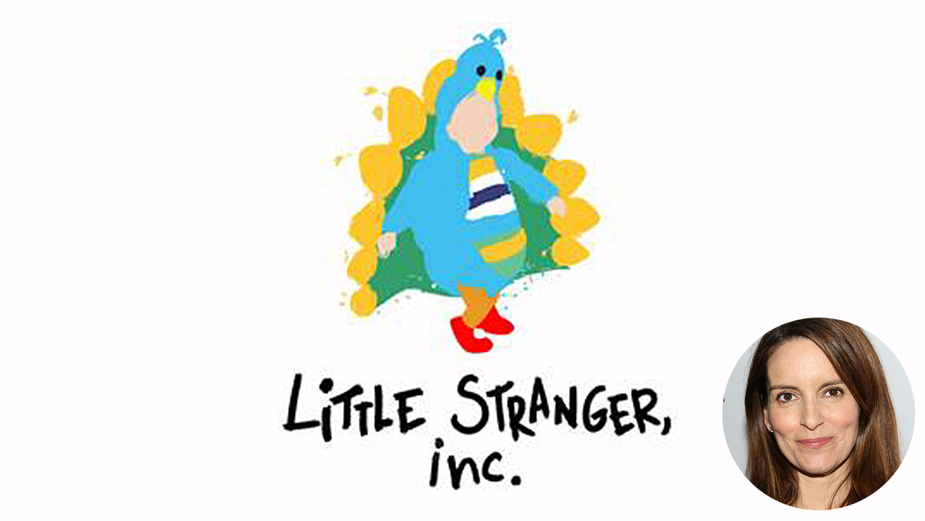 Little Stranger LOGO and Inset of Tina Fey-H 2016
