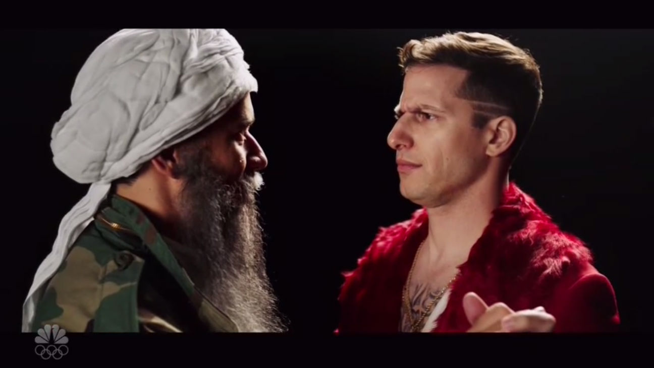The Lonely Island Bin Laden MV H - 2016