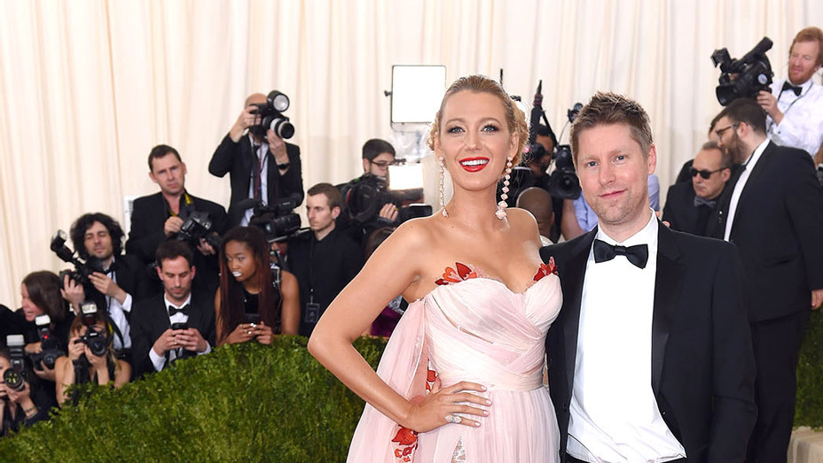 Blake Lively and Christopher Bailey -MET 2016-P 2016