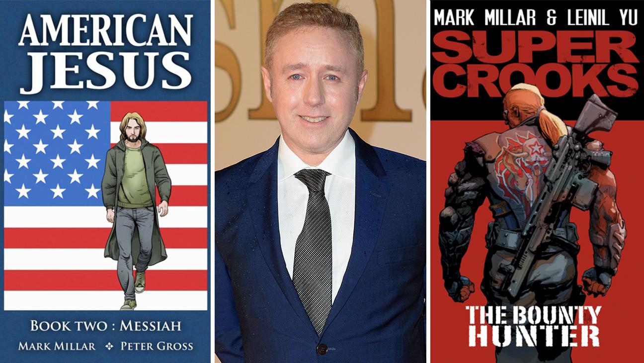 Mark Millar Covers Split - H 2016