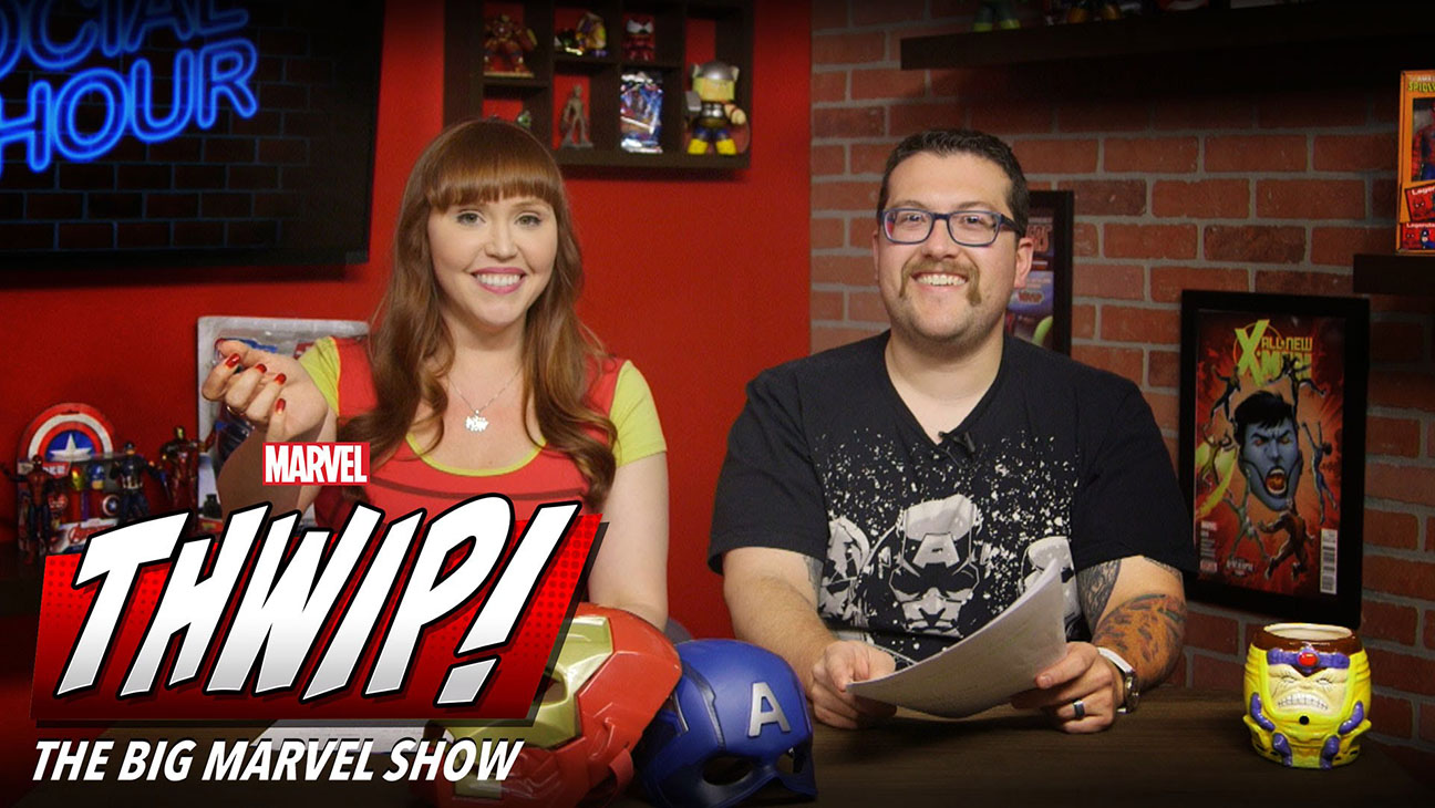 Marvel THWIP - Publicity - H 2016