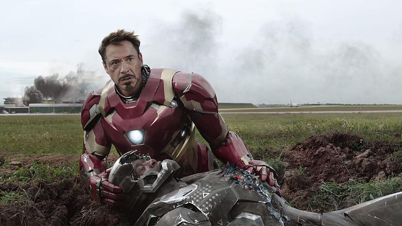 Marvel's Captain America: Civil War - Trailer 2-H 2016