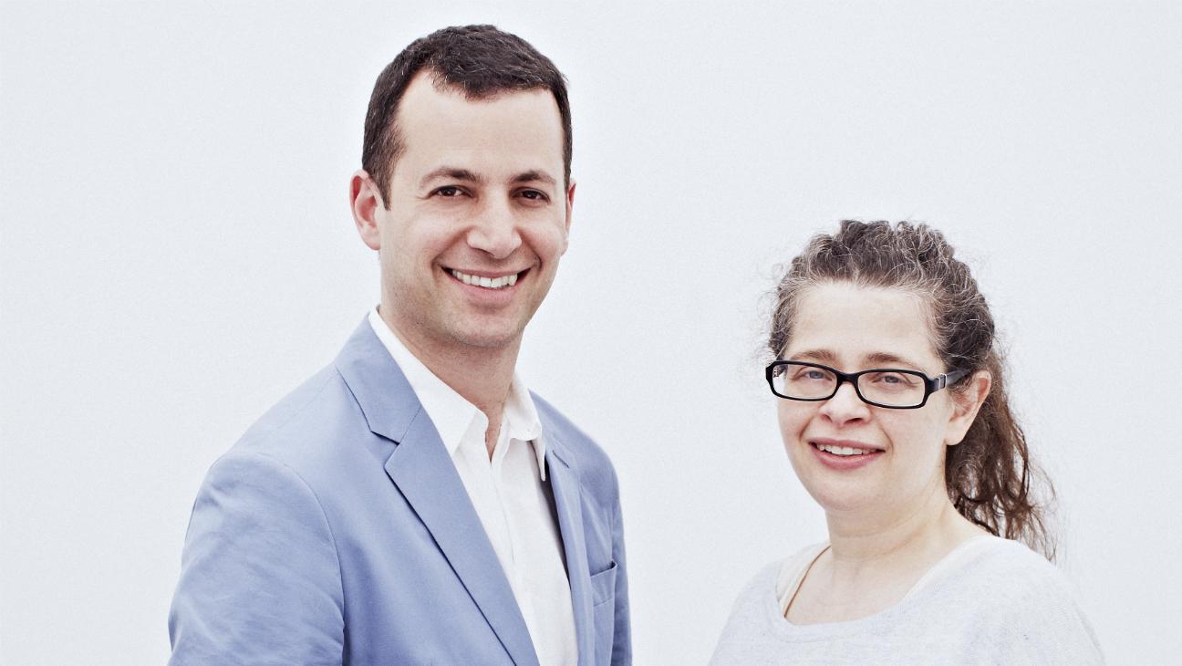 Amanda Sharp and Matthew Slotover - H 2016